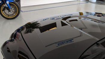 alto brillo en coches pintados pmk chapa y pintura