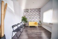Sala de espera pmk chapa y pintura