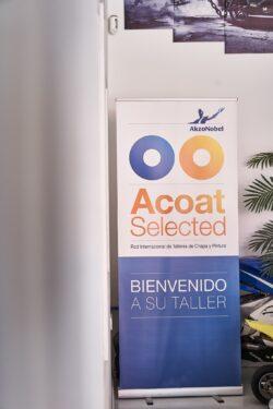 Acoat selected pmk chapa y pintura